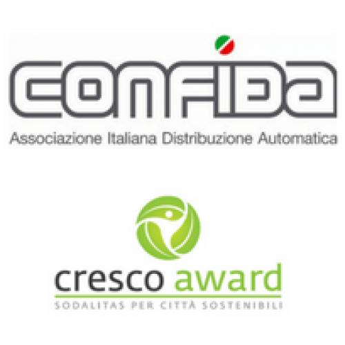 CONFIDA premia i Comuni sostenibili con il Cresco Award