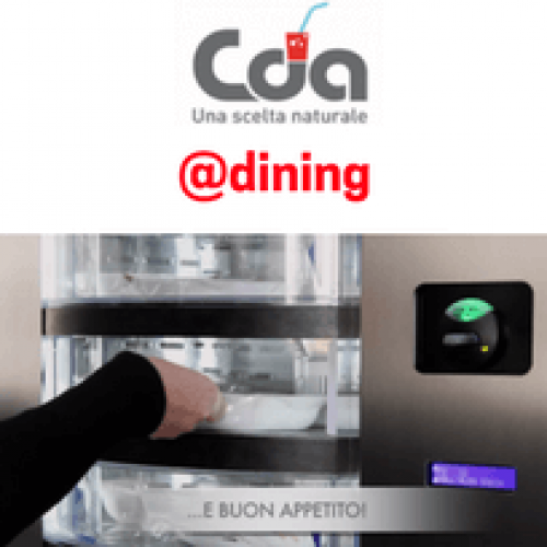 CDA Cattelan introduce @dining nelle aziende del Friuli