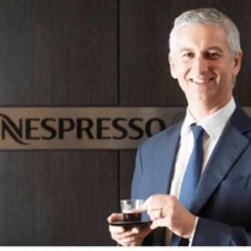 Per Nespresso un nuovo Direttore Generale per l'Italia