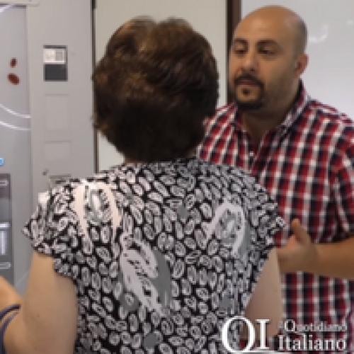 Proteste all'ospedale di Bari per il prezzo del caffè