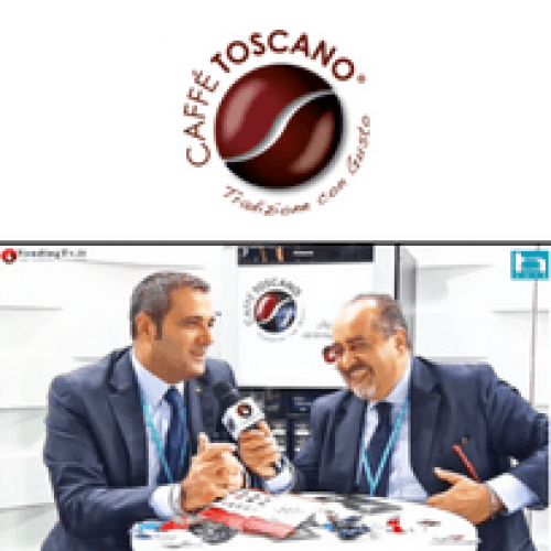 Caffè Toscano conferma il trend di crescita e punta in alto
