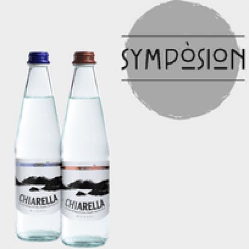 Acqua Chiarella incontra l'arte con il progetto Sympòsion