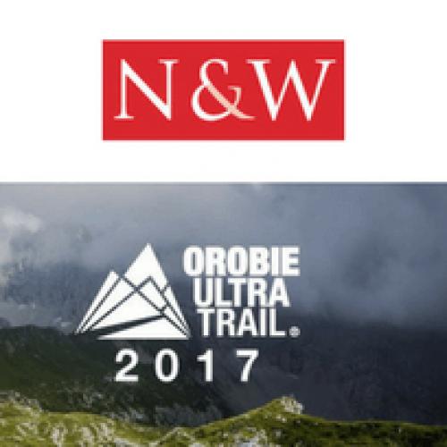 N&W sponsor di Orobie Ultra-Trail® con il d.a. Mambo