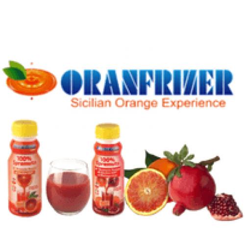 Oranfrizer Juice: i nuovi succhi naturali in formato monodose
