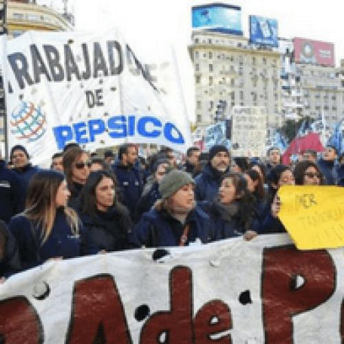 Argentina: proteste per la chiusura di uno stabilimento PepsiCo