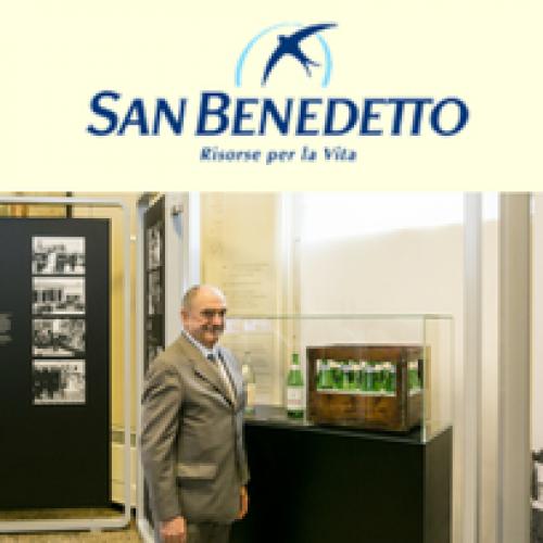San Benedetto leader nel mercato delle bevande analcoliche
