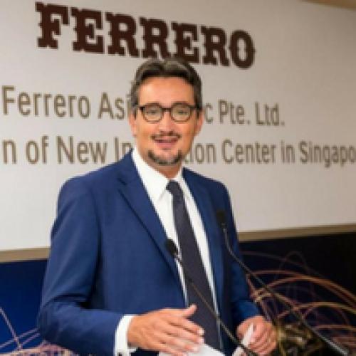 Inaugurato a Singapore il Ferrero Innovation Center
