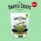 Snapea Crisps: il nuovo snack naturale di Calbee