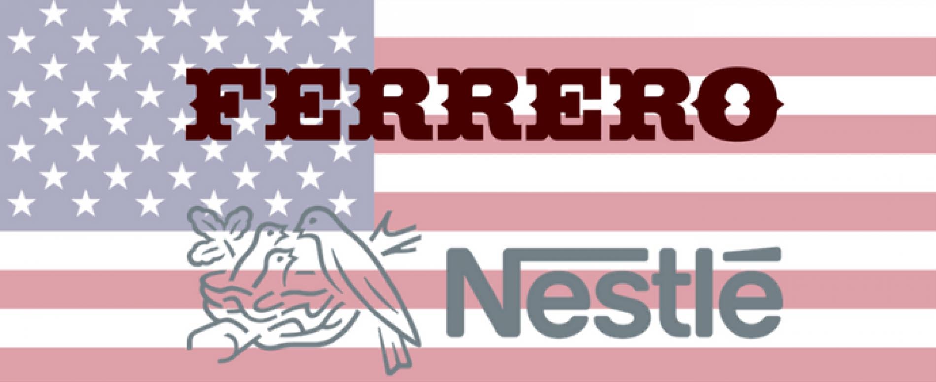 Ferrero chiude l'operazione Nestlé a 2,8 miliardi
