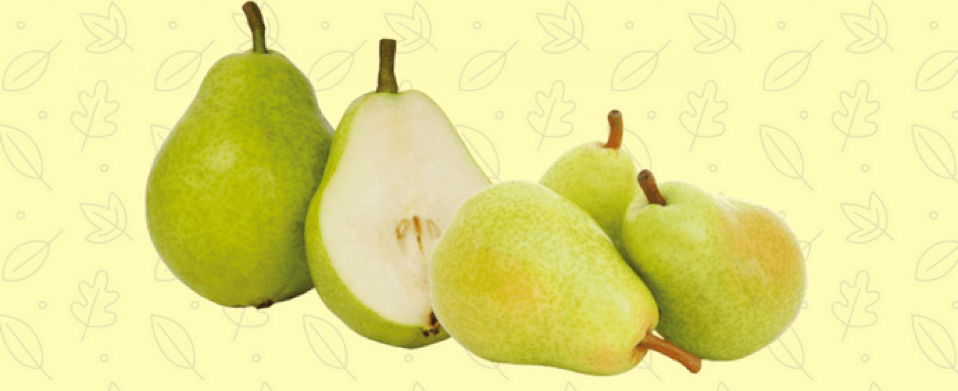Pere snack, la proposta per incrementare la vendita del frutto