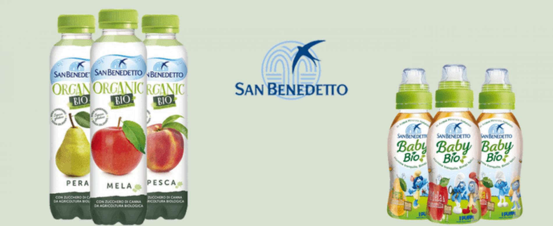 San Benedetto presenta la nuova gamma BIO