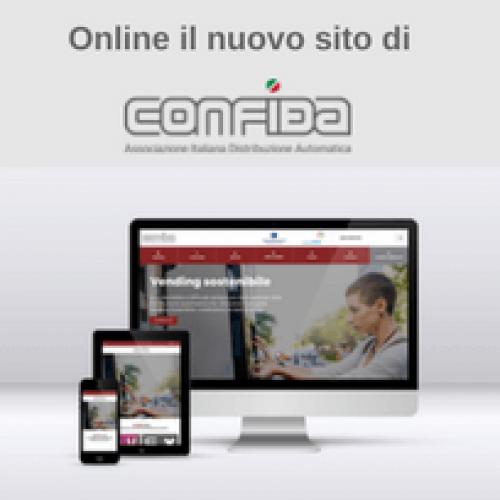 CONFIDA mette online il nuovo sito internet