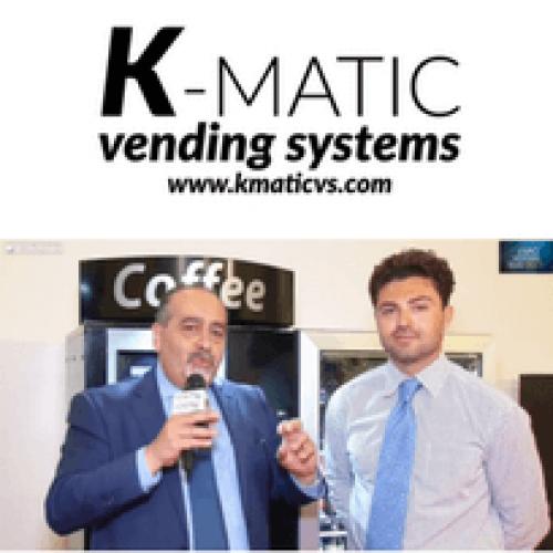 Expo Vending Sud 2017 – Intervista con F. Gallo di K-Matic