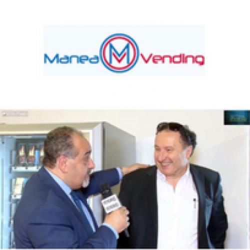 Expo Vending Sud 2017. Intervista con A. Nicolini di Manea Vending srl