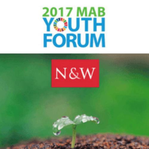 N&W al Mab Youth UNESCO per la Sostenibilità