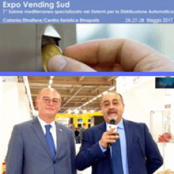 Expo Vending Sud 2017. Intervista col dott. M. Pennisi