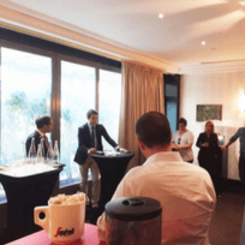 Segafredo Zanetti apre un centro di formazione a Parigi