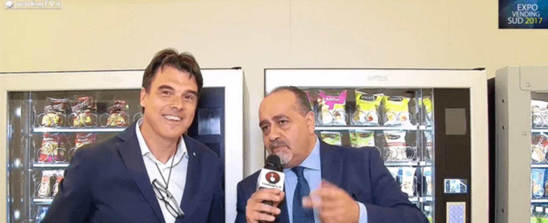 Expo Vending Sud 2017. Intervista con Nicola Zaniboni