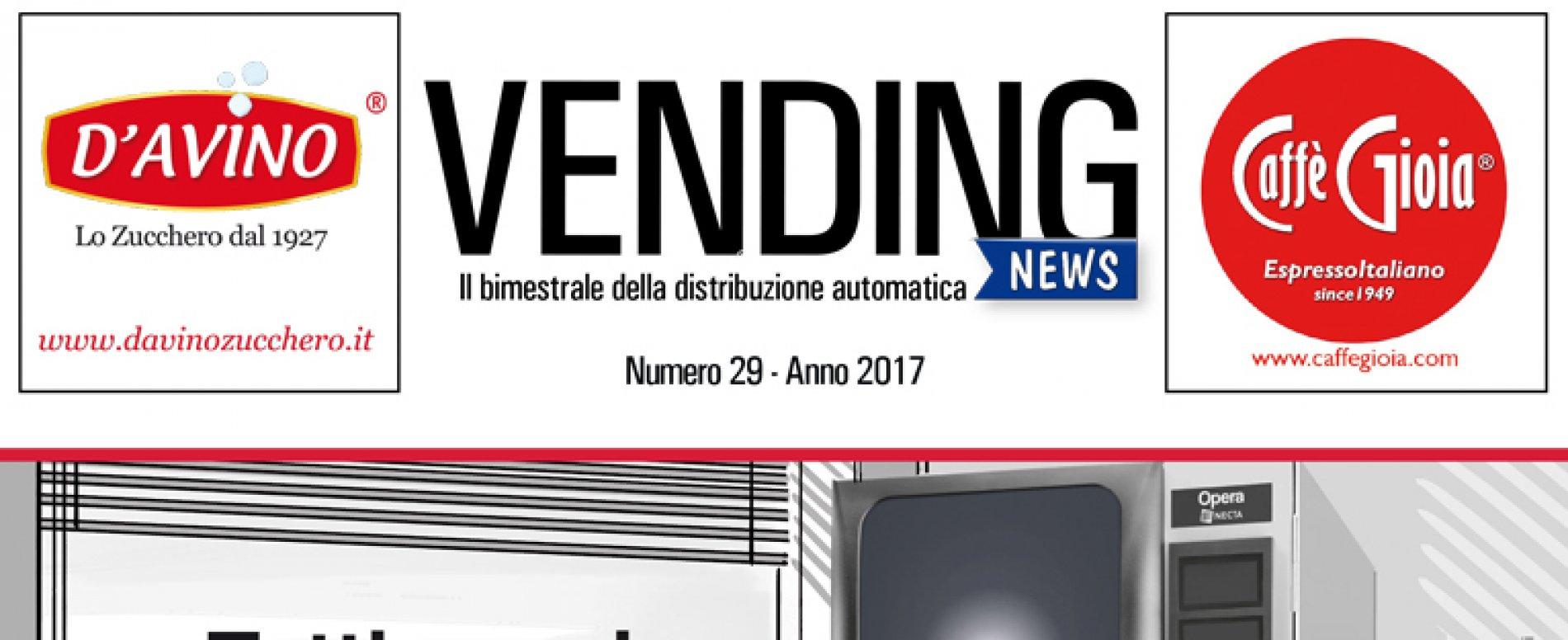 Rivista Vending News – Leggi il numero 29