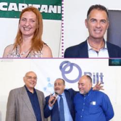 Expo Vending Sud 2017. Interviste allo stand Carmelo D'Andrea srl