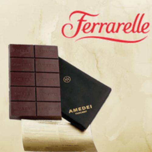Ferrarelle acquisisce il marchio di cioccolato Amedei
