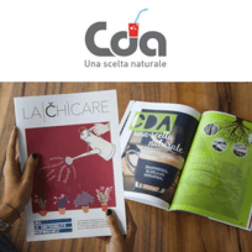Pronto il primo numero del nuovo magazine di CDA