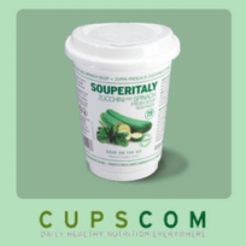 Souperitaly: la nuova zuppa pronta da bere