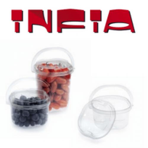 Cubo di Infia: il nuovo packaging per frutta snack