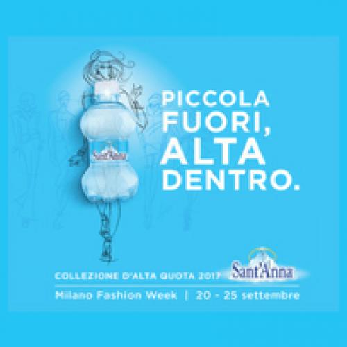 L'Acqua da Borsetta Sant'Anna alla Milano Fashion Week