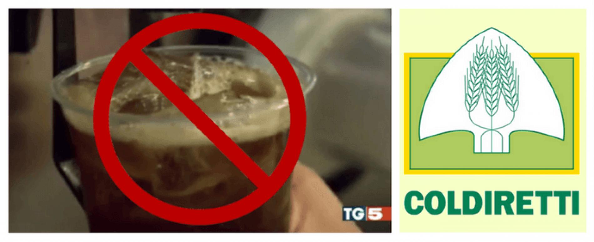 Coldiretti: bene allo stop delle bibite zuccherate tra i banchi