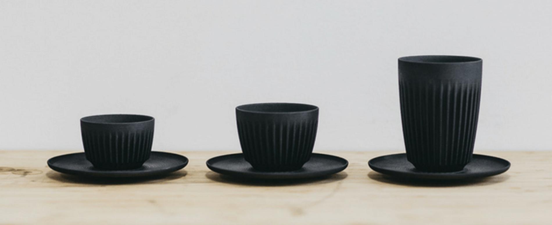 Huskee Cup: la tazza realizzata con gli scarti del caffè