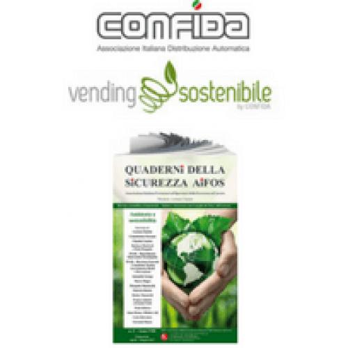 Il Vending Sostenibile di CONFIDA nei Quaderni di AIFOS