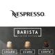 Barista Nespresso per un cappuccino a regola d'arte