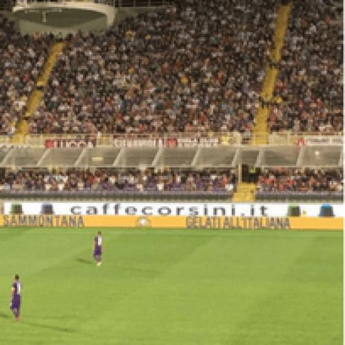 Caffè Corsini partner dell'AFC Fiorentina