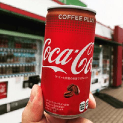 Coca-Cola Coffee Plus: dal Giappone all'Australia