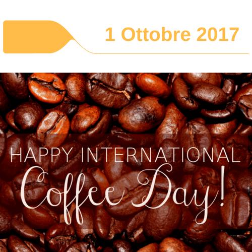 Al via il weekend dell'International Coffee Day