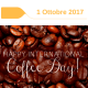 Al via il weekend dell'International Coffee Day