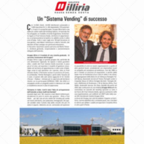 Primo semestre 2017 in crescita per Gruppo Illiria