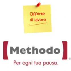 Methodo di Roma ricerca personale area commerciale
