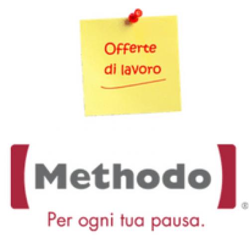 Methodo di Roma ricerca personale area commerciale