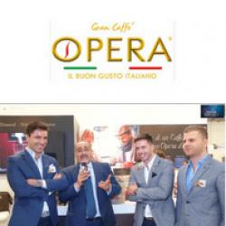 Expo Vending Sud 2017. Intervista allo stand Gran Caffè Opera