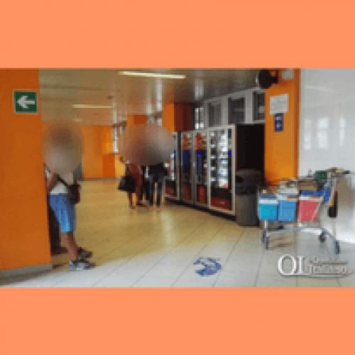 Ospedale S. Paolo di Bari: sì agli abusivi, no ai d.a.