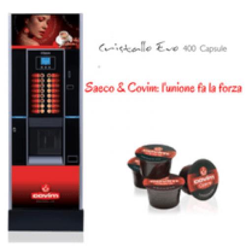 Saeco e Covim in joint venture per la Cristallo 400 Evo