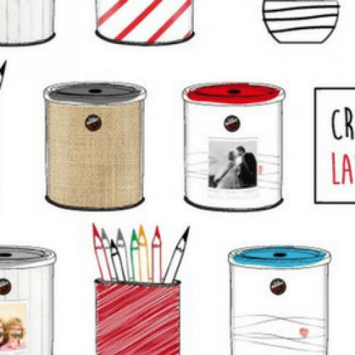 Personalizza il tuo Caffè Vergnano con il Tin Configurator