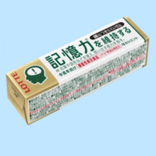 Dal Giappone il chewing-gum per la memoria