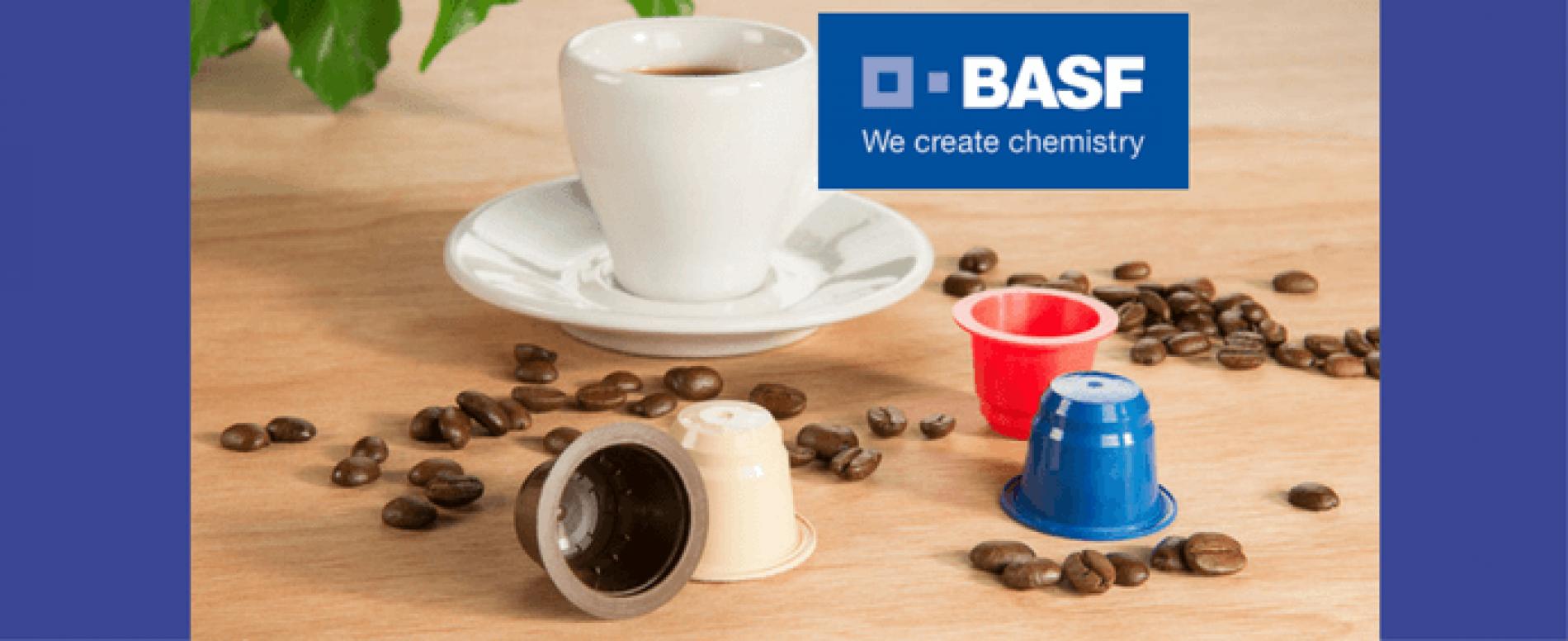 BASF presenta l'ultrabarriera per le capsule di caffè