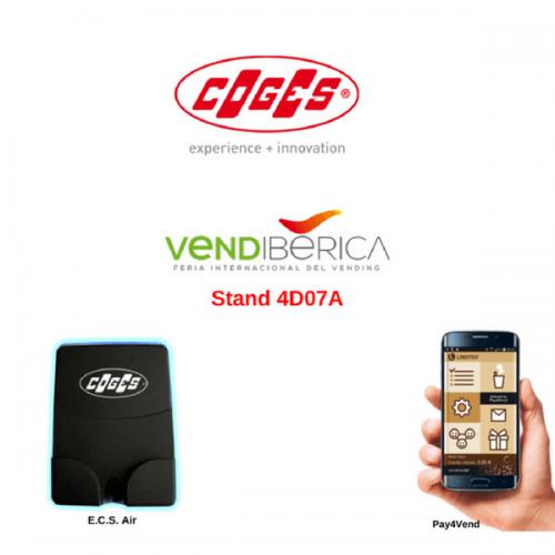 Il vending intelligente di Coges a Vendiberica 2017