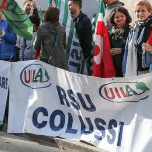 Dopo Nestlé, anche Colussi licenzia in Umbria