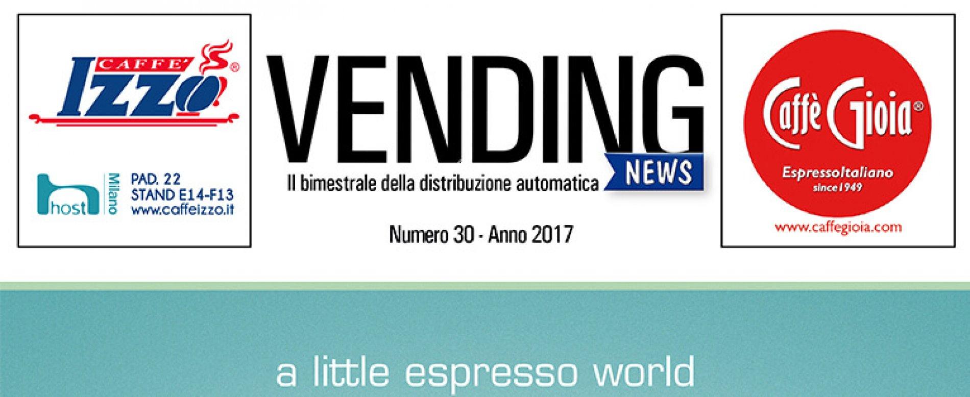 Rivista Vending News – Leggi il numero 30
