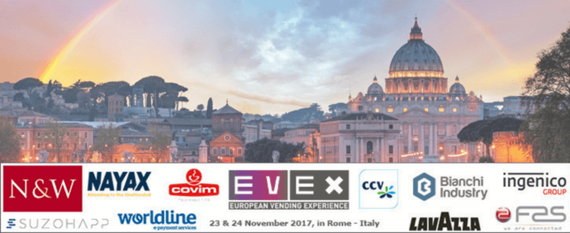 Ancora pochi giorni per iscriversi a EVEX 2017